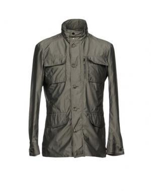 Куртка JAN MAYEN. Цвет: свинцово-серый