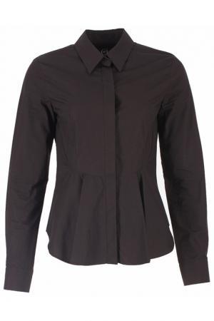 Рубашка MCQ. Цвет: черный