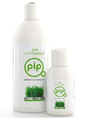 Чистящее средство с пробиотиками PiP для интерьера, 100 мл. Цвет: белый