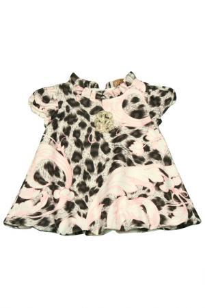 Платье STEFANIA. Цвет: леопардовый