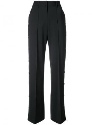 High waisted trousers Vera Wang. Цвет: чёрный