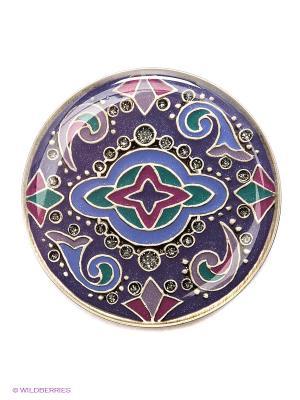Зажим Clara Bijoux. Цвет: фиолетовый, розовый, зеленый, сиреневый