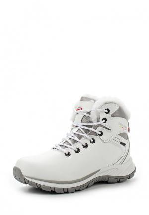 Ботинки трекинговые Strobbs. Цвет: белый