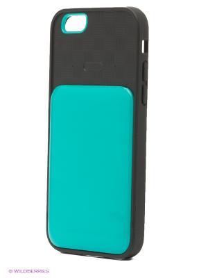 Чехол для iphone 6 WB. Цвет: зеленый, черный