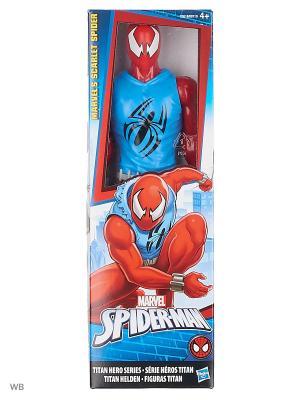 Титаны: Паутинные бойцы Spider-Man. Цвет: темно-синий, красный, синий
