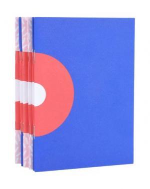 Записная книжка WRITE SKETCH &. Цвет: светло-розовый