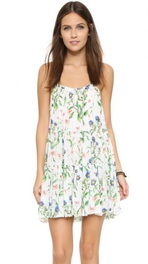 Платье Jenise dRA. Цвет: цветочный принт версаль