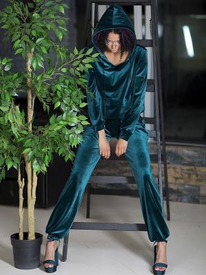 Спортивный костюм Seven Devils. Цвет: зеленый, оливковый, темно-зеленый