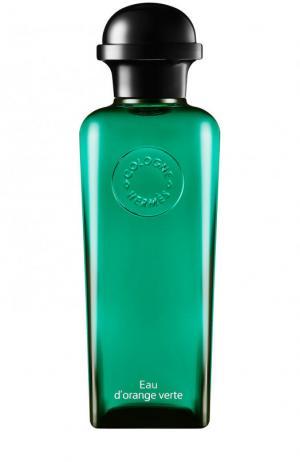 Одеколон Eau dorange verte Hermès. Цвет: бесцветный