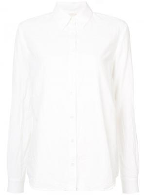 Рубашка Juxtapose  Forme Dexpression D'expression. Цвет: белый