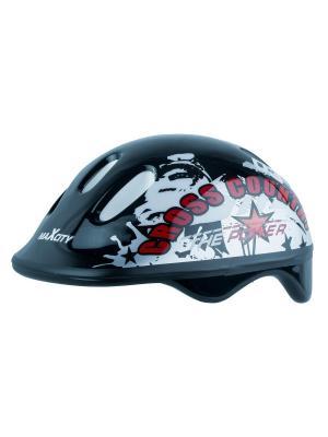 Роликовый шлем BABYCROSS MAXCITY. Цвет: красный