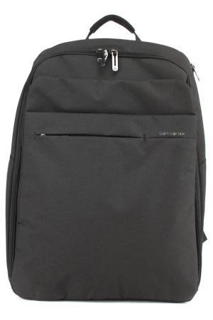 Компьютерный рюкзак Samsonite. Цвет: серый