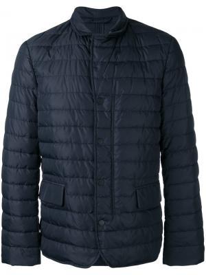 Куртка Polidario Duvetica. Цвет: синий