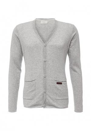 Кардиган Pepe Jeans. Цвет: серый