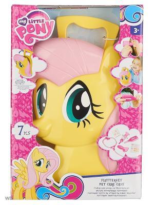 Набор доктора My Little Pony HTI. Цвет: фиолетовый, светло-желтый, фуксия, коралловый, желтый