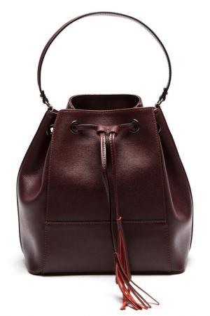 Bag SOFIA CARDONI. Цвет: bordeaux