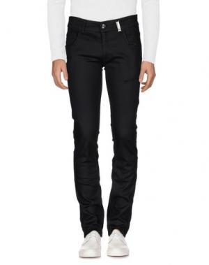 Джинсовые брюки HIGH. Цвет: черный
