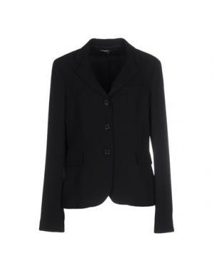 Пиджак ADELE FADO. Цвет: черный