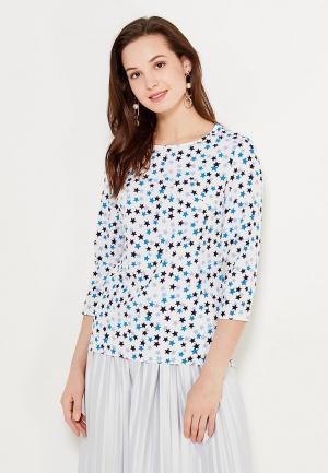 Блуза Miss & Missis. Цвет: белый