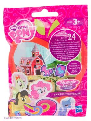 Пони в закрытой упаковке Hasbro. Цвет: розовый, бледно-розовый