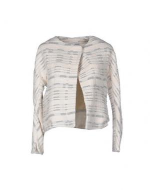 Пиджак INTROPIA. Цвет: светло-розовый