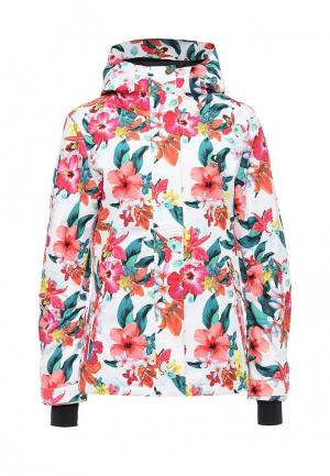 Куртка горнолыжная Rip Curl. Цвет: разноцветный