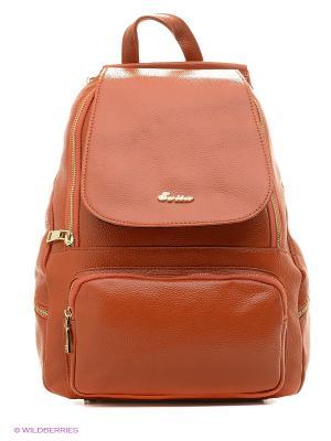 Рюкзак EVITA. Цвет: рыжий