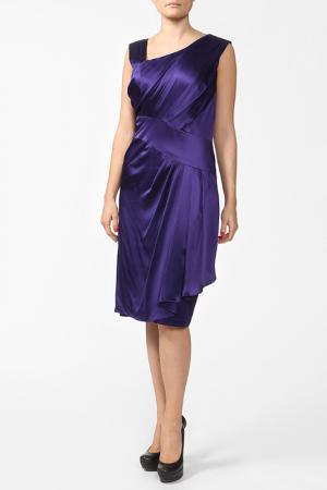 Платье Dina Bar-El. Цвет: фиолетовый