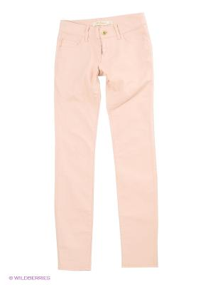 Джинсы Colin's. Цвет: розовый