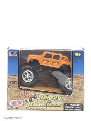 Автомобиль-багги С полосками Motormax. Цвет: оранжевый