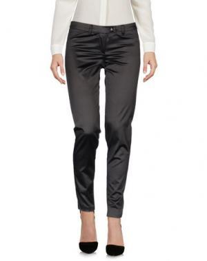 Повседневные брюки M!A F. Цвет: черный