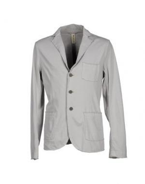 Пиджак J.W. TABACCHI. Цвет: светло-серый