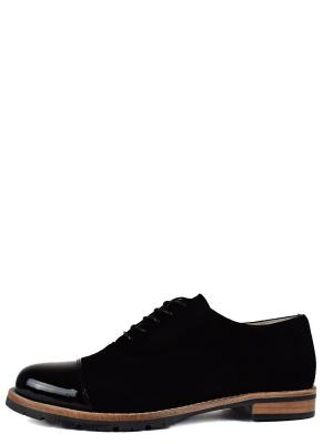 Туфли BERG. Цвет: черный