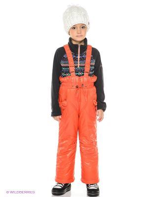 Полукомбинезон MES AMI. Цвет: оранжевый