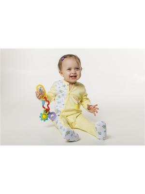 Комбинезон ORANGE BABY. Цвет: светло-желтый, желтый