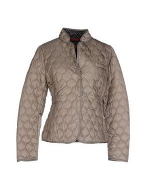 Куртка JAN MAYEN. Цвет: хаки