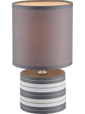 Настольная лампа Globo.. Цвет: серый