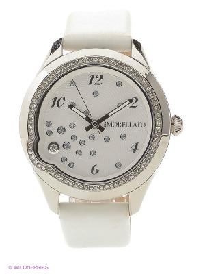 Часы наручные Morellato. Цвет: белый