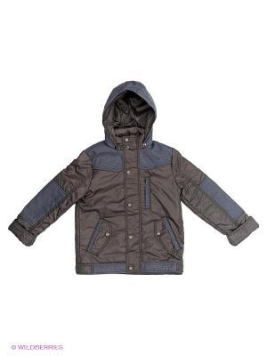 Куртка Иван Аксарт. Цвет: темно-серый