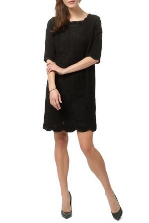 Платье DEBY DEBO. Цвет: black