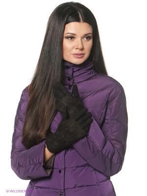 Перчатки женские Sabellino. Цвет: коричневый