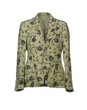 Пиджак LOST IN ALBION. Цвет: зеленый-милитари