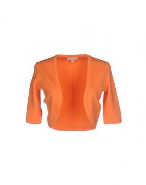 Болеро MICHAEL KORS COLLECTION. Цвет: оранжевый