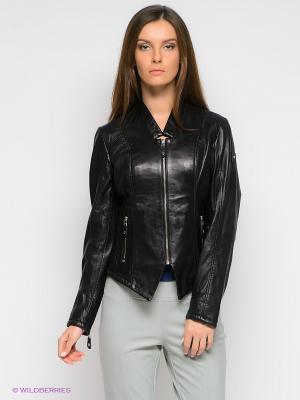 Куртка Mauritius. Цвет: черный
