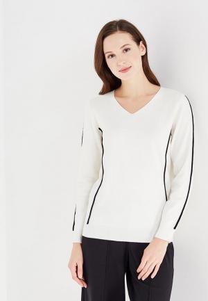Пуловер Vis-a-Vis. Цвет: белый