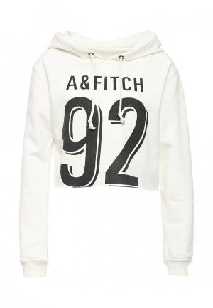 Худи Abercrombie & Fitch. Цвет: белый