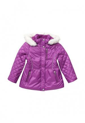 Куртка утепленная Sela. Цвет: розовый