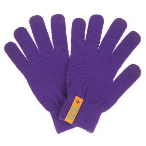 Перчатки  Touch Glove Purple TrueSpin. Цвет: фиолетовый