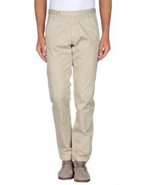 Повседневные брюки ORIGINAL VINTAGE STYLE. Цвет: бежевый