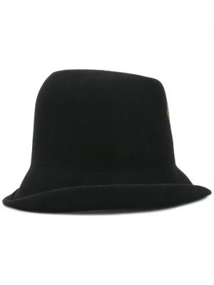 Шляпа Rojin Celine Robert. Цвет: чёрный